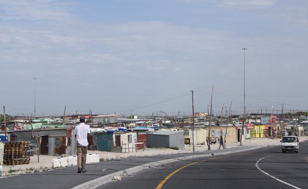 Überlebenskampf und Überlebensfreude in den Townships: Seit der Apartheid hat sich einiges getan - aber nicht genug. (Foto: BuzzingCities/Sonja Peteranderl)