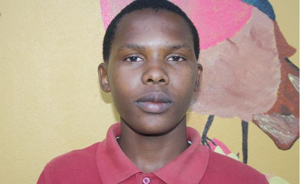 Thembani Mnyapa: Verrückt nach Marimba (Foto: BuzzingCities.com)