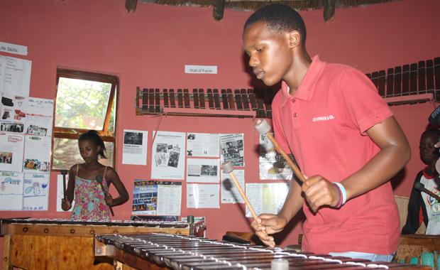 Marimba: Afrikanische Percussion (Foto: Buzzingcities.com)