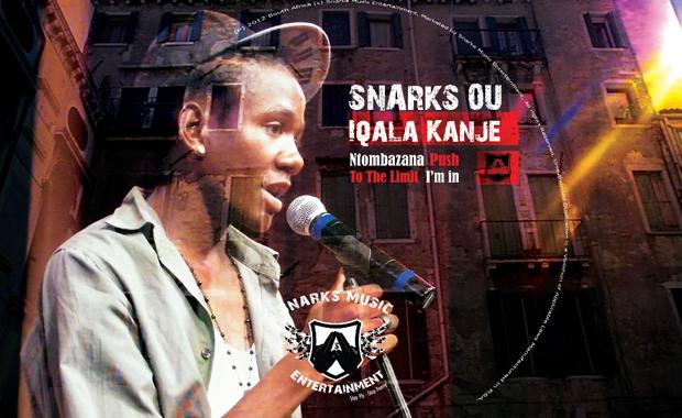Nachwuchsrapper Snarks Ou möchte Khayelitsha als HipHop-Talentschmiede positionieren (Foto: Snarks Ou)