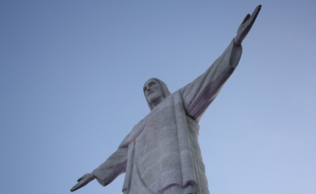 Der Cristo - das berühmteste Gesicht von Rio de Janeiro (Foto: BuzzingCities.com)
