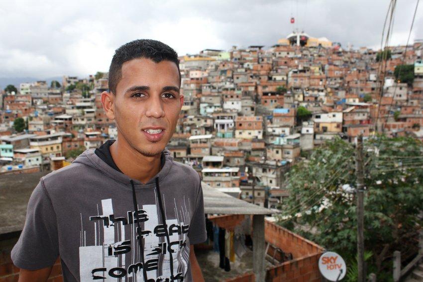 Bruno Itan: Karriere mit der Kamera (Foto: BuzzingCities/Julia Jaroschewski)