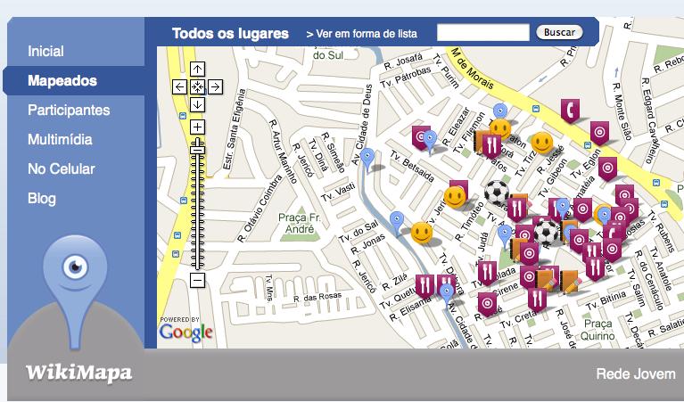 Wikimapa: Digitaler Wegweiser durch die Favela